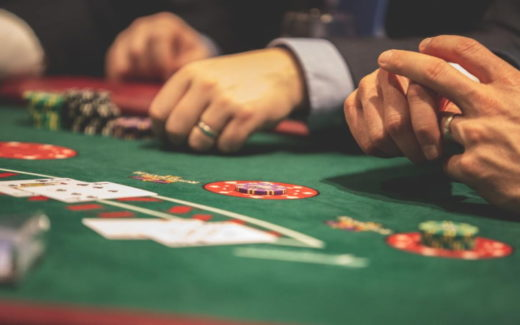 Blackjack Card Counting Illegal